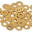 Brisco has 400 brass washers need gone asap $400